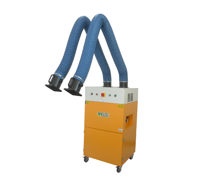 laser fume extractor vh-t series