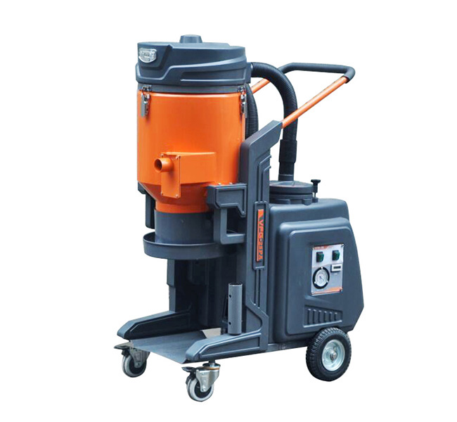 Single phase plastic concrete vacuum cleaner vfg 2spa for Best vacuum for cement floors